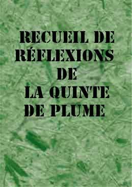 Recueil reflexions