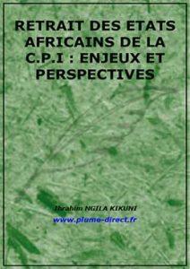 Retrait des état africains
