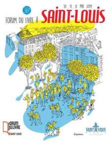 36 eme forum du livre à Saint Louis (68)