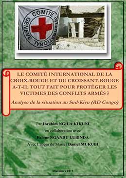 Le comite international de la Croix Rouge et du Croissant Rouge a t il tout fait pour proteger les victimes des conflits armes